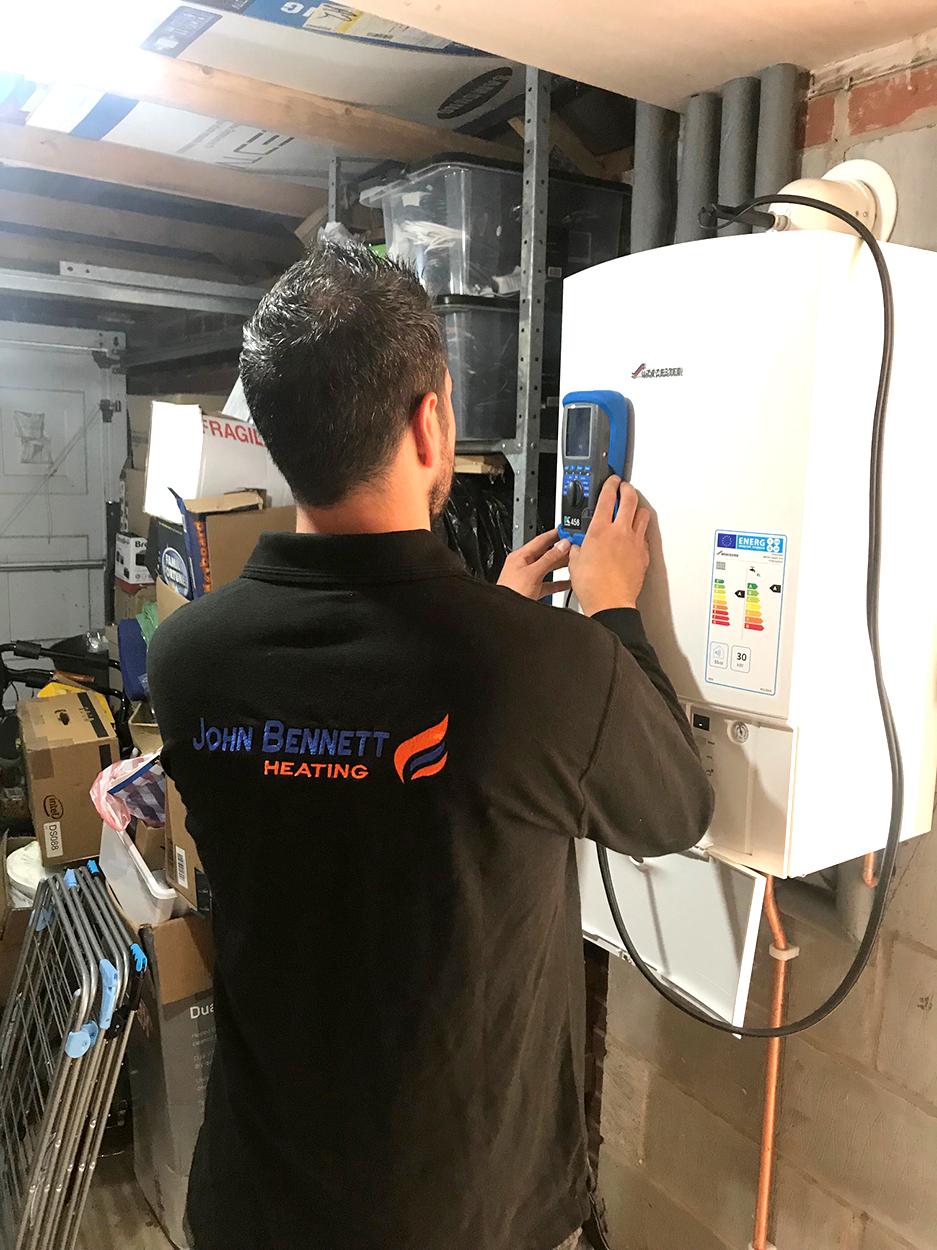 Get A Boiler Quote With John Bennett